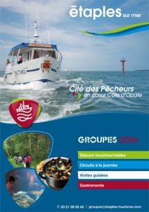 Etaples-sur-mer Brochure Groupes 2016-1