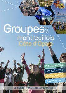 Guide des groupes du Montreuillois C+¦te d'Opale 2017-1