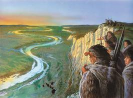 Panorama sur la Manche au temps des Mammouths WEB