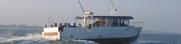 Pêche en mer à bord du Ville d'Étaples