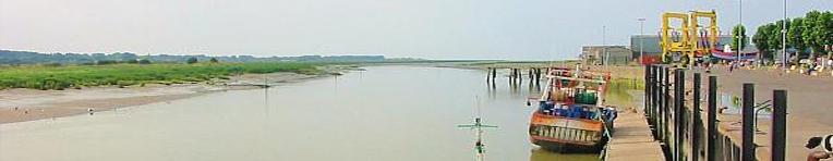 Port de pêche bannière